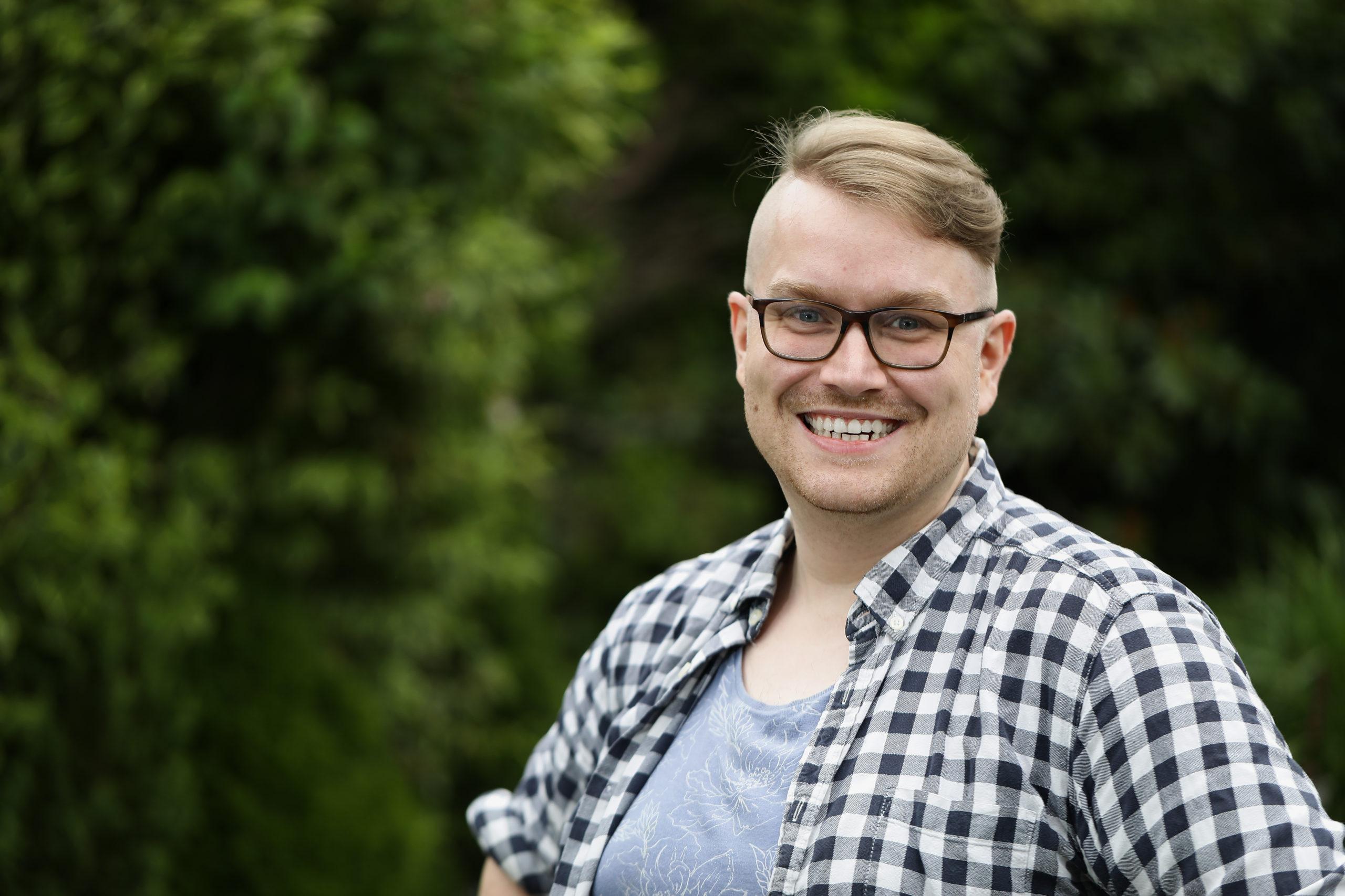 Direktkandidat Michael Philipp Lange